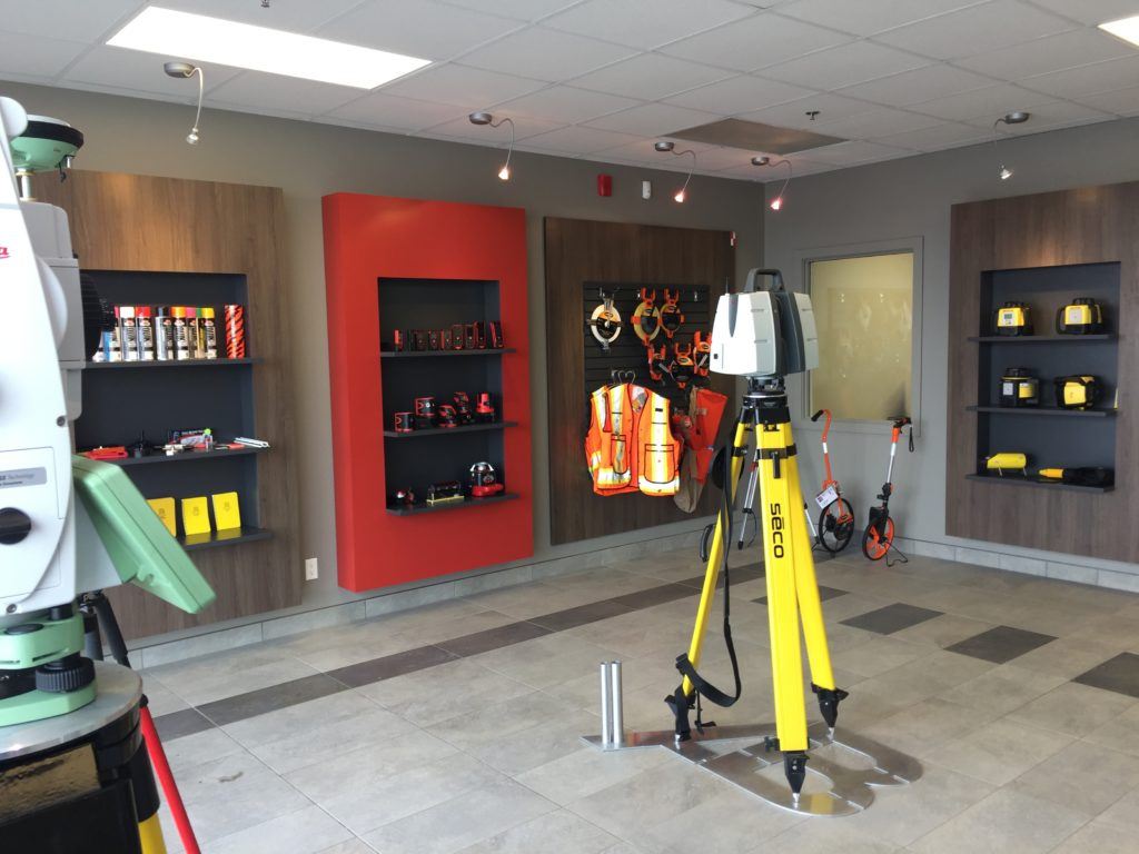 Leica Geosystems : services et support